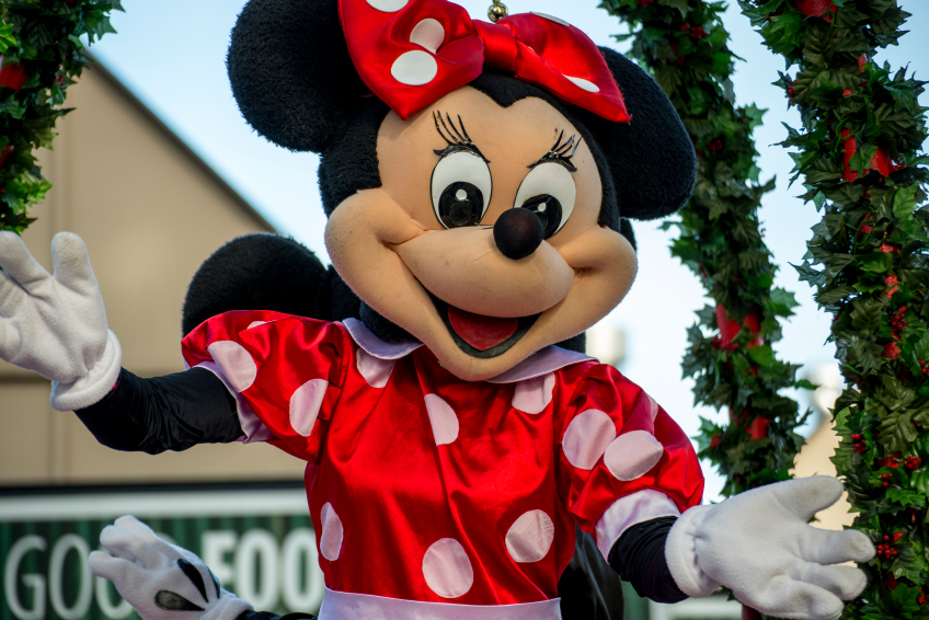 Disneyland Hotel Minnie