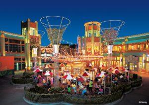 Disneyland Hotel Downtown
