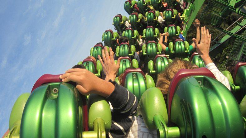 Disneyland Hotel Ride